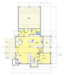 sarah susanka floor plans contemporary style house plan 3 beds 3 00 baths 2365 sq ft plan