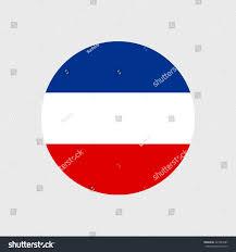 Slavic Flags Slavic National Flag Stock Vector 421843087 Shutterstock