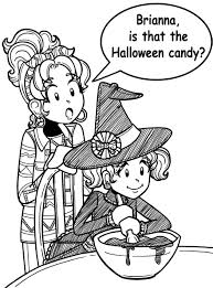 attack of the candy witch thief u2013 dork diaries