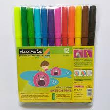classmate pens classmate sketch pens review uma a medium