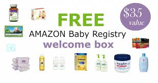 baby registy free baby registry welcome box