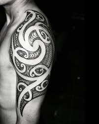 the 25 best tribal tattoos for men ideas on pinterest arm
