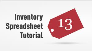 Jewelry Inventory Spreadsheet Etsy Inventory Workbook Complete Tutorial 13tags Youtube