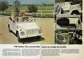 volkswagen safari old vw garage