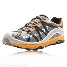 light trail running shoes orange scarpa spark gore tex trail running mens waterproof running