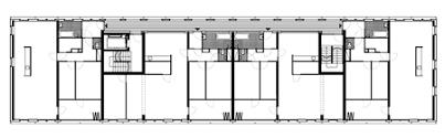 zierikzee apartment buildings by kingma roorda architecten dezeen