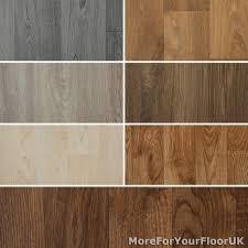 Ebay Laminate Flooring Wood Effect Vinyl Flooring Quality Luxury Lino 2m 3m 4m R11 4mm