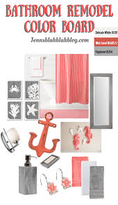 bathroom makeover color board lowes gift card giveaway jenns