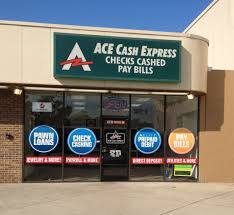 ace express 3301 freedom dr nc 28208