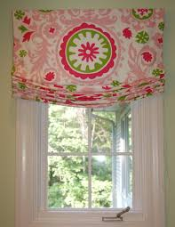 Roman Shade Roman Shades Custom Fabric Shades Roman Window Shades