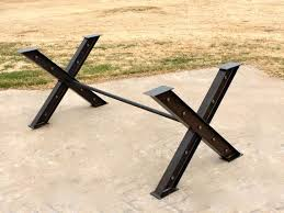 image result for metal table legs table base pinterest wood