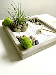 Zen Decor by Reserved Listing For Sara Air Plant Terrarium Living Decor