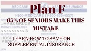 medicare plan f 65 of seniors buy the wrong plan turning 65