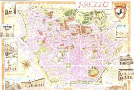 Maps O Large Arezzo Maps For Free Download And Print High Resolution