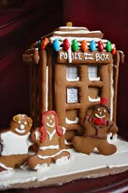how to build your own gingerbread tardis u2014 sugared nerd