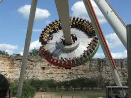 Dallas Tx Six Flags Poltergeist Six Flags Fiesta Texas Mapio Net