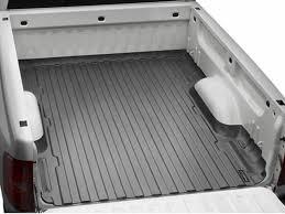 white truck bed liner weathertech techliner bed mat realtruck com