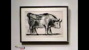 picasso bull plates from one to eleven 1945 1946 youtube