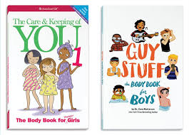 puberty book the care and keeping of you gets a boy edition time