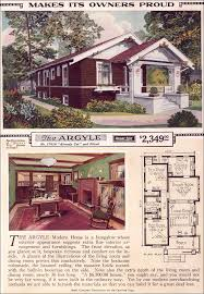 small craftsman bungalow house plans argyle 1923 sears kit homes small craftsman bungalow