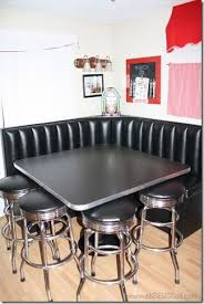 diner style booth table best 25 restaurant booth ideas on pinterest seating for bar booths