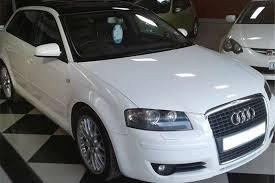 2006 audi a3 2 0t 2006 audi a3 2 0 t dsg sport back cars for sale in gauteng r 119