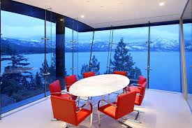 The Cliff House Dining Room The Cliff House By Mark Dziewulski Architect
