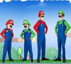 Mario Costumes Halloween Kids Mario Costumes Promotion Shop Promotional Kids Mario