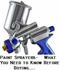 best paint sprayer for cabinets and furniture the best and easiest to use spray gun little green notebook