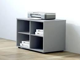 bureau avec rangement imprimante meuble rangement imprimante bureau avec rangement imprimante micke