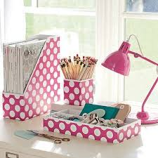 chic girly office desk accessories simple home decor ideas home