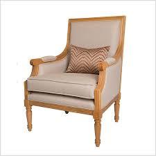 linen club chair st germain country limed oak louis xvi beige linen club