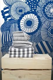 75 best marimekko wallpaper installations images on pinterest