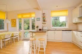 Kitchen Breakfast Bar Design Ideas Kitchen Area Breakfast Bar Wooden Flooring Dishwasher Stools Dma
