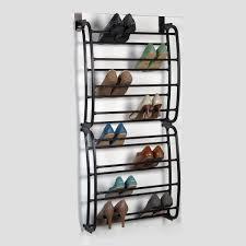 30 pair shoe cabinet fanciful 21 30 pair shoe storage wayfair 24 over door rack shoe