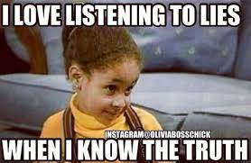 Really Good Memes - music to my ears some of you would make really good fiction writers