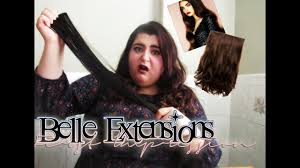 free hair extensions i got ripped hair extension impression