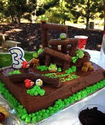25 angry birds birthday cake ideas angry