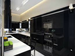 Black Gloss Kitchen Ideas by Kitchen Room 2017 Decoration Kitchen Fabulous White Wooden