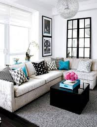 nice design sectional sofa small living room perfect finishing