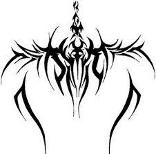 distinctive tribal cross tattoos