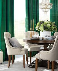 green dining room ideas curtains green and blue curtains decor best 25 green ideas on