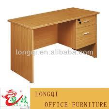 table de bureau pas cher pas cher simple et moderne mélamine surface terminer deux tiroir