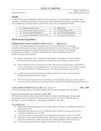 sample resume for project management position sample resume consulting consultant wealth management advisor risk consultant sample resume consulting resume