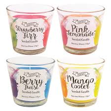 cocktail scented candles wholesale candles discount wholesale