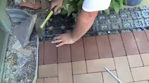 Quikrete Paver Base by Azek Paver Installation The Deck Store Youtube