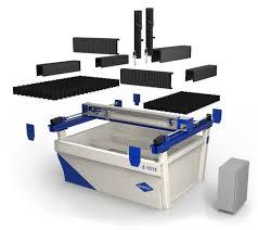 wardjet e series waterjet cutting machines