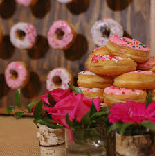 How To Build A Diy by How To Build A Diy Donut Wall The House Of Sequins