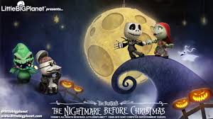 the nightmare before christmas enters littlebigplanet ign