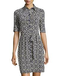 laundry by shelli segal laundry by shelli segal ruched printed shirt dress snapdragon multi